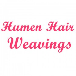 Human Hair Weavings