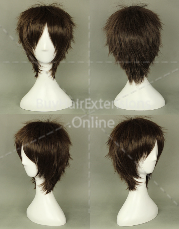 anime cosplay wigs characters